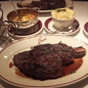Ribeye Steak @ Bone's